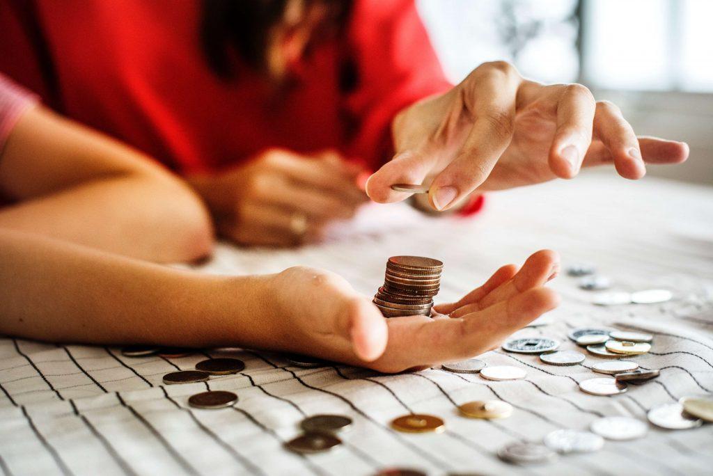 Rahan merkitys lapsena