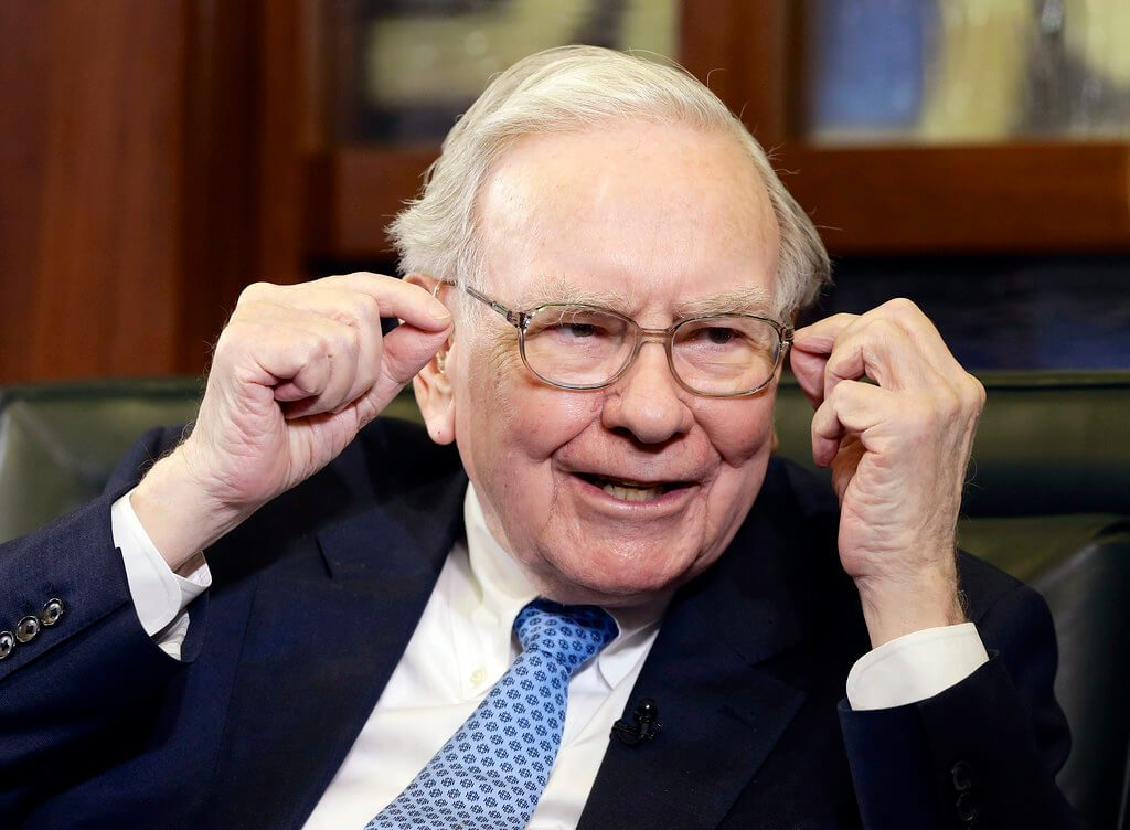 Kuka on Warren Buffet?