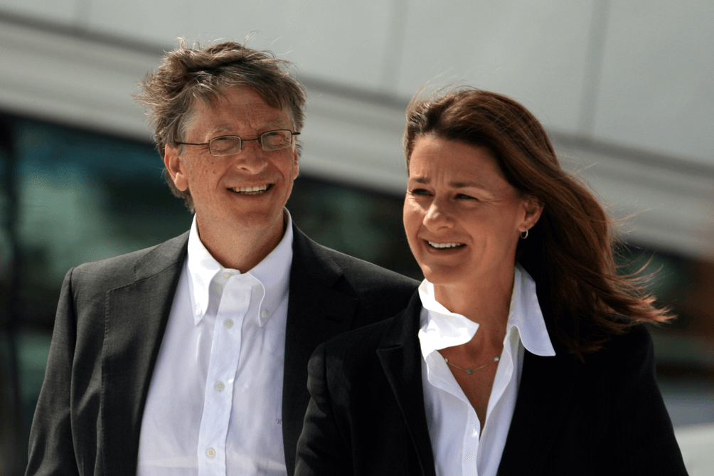 Kuka on Bill Gates