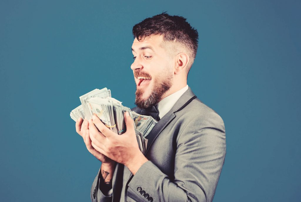 Tekeekö raha onnelliseksi