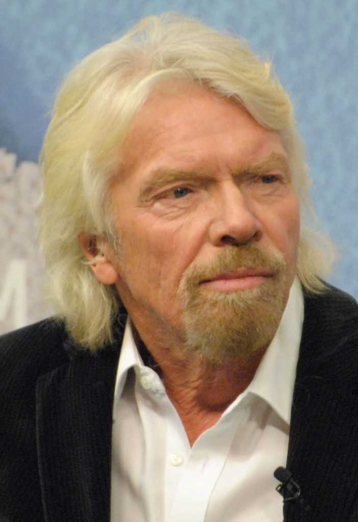 Kuka on Richard Branson?
