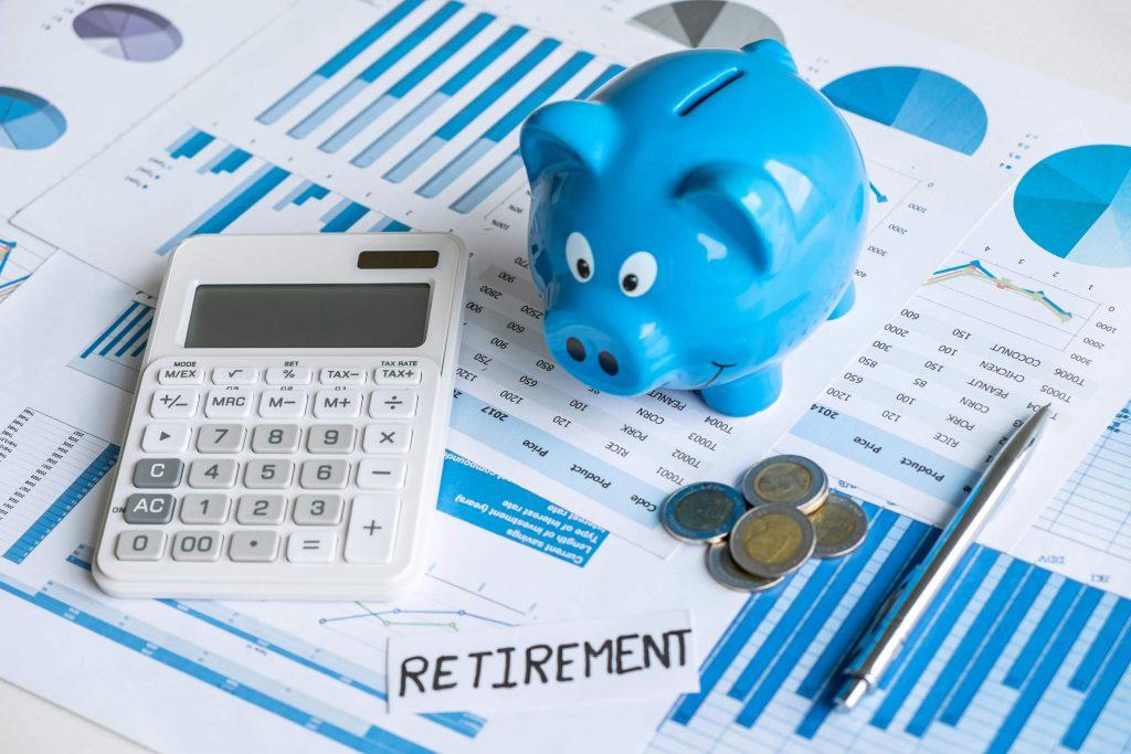 Paljonko säästää eläkettä varten?