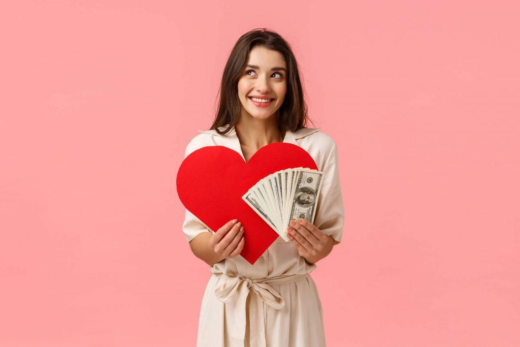 Raha vai rakkaus