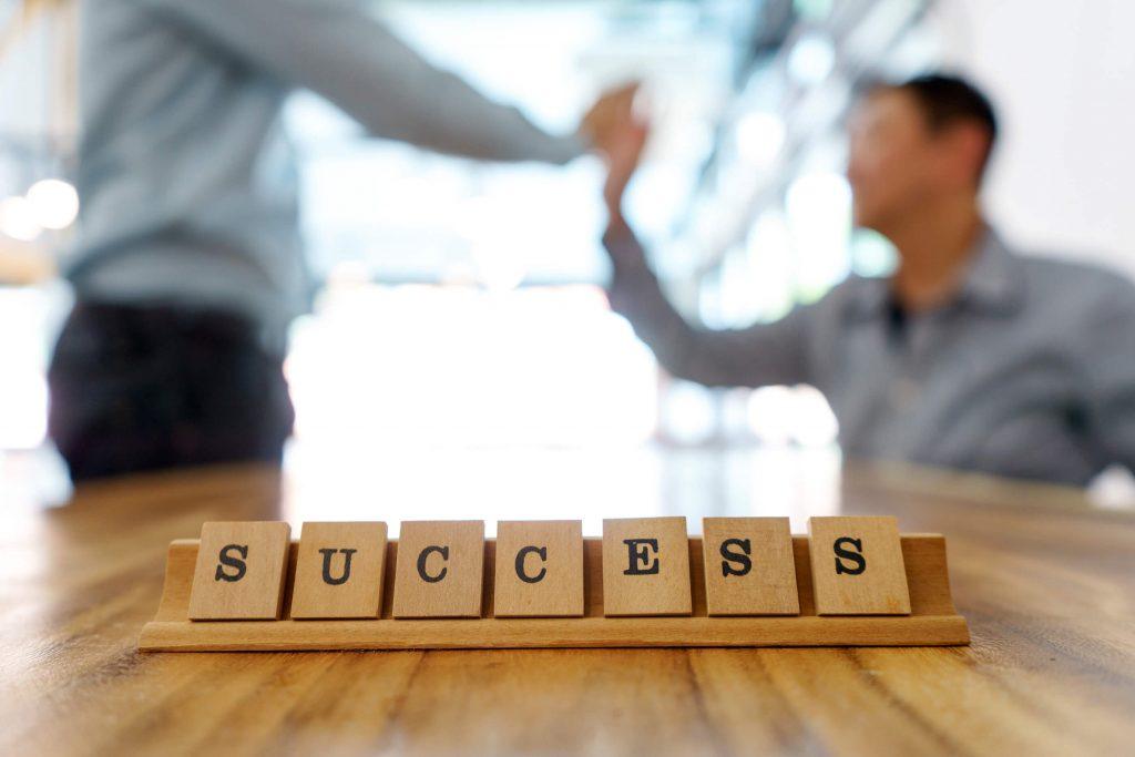 Menestyksen portaat
