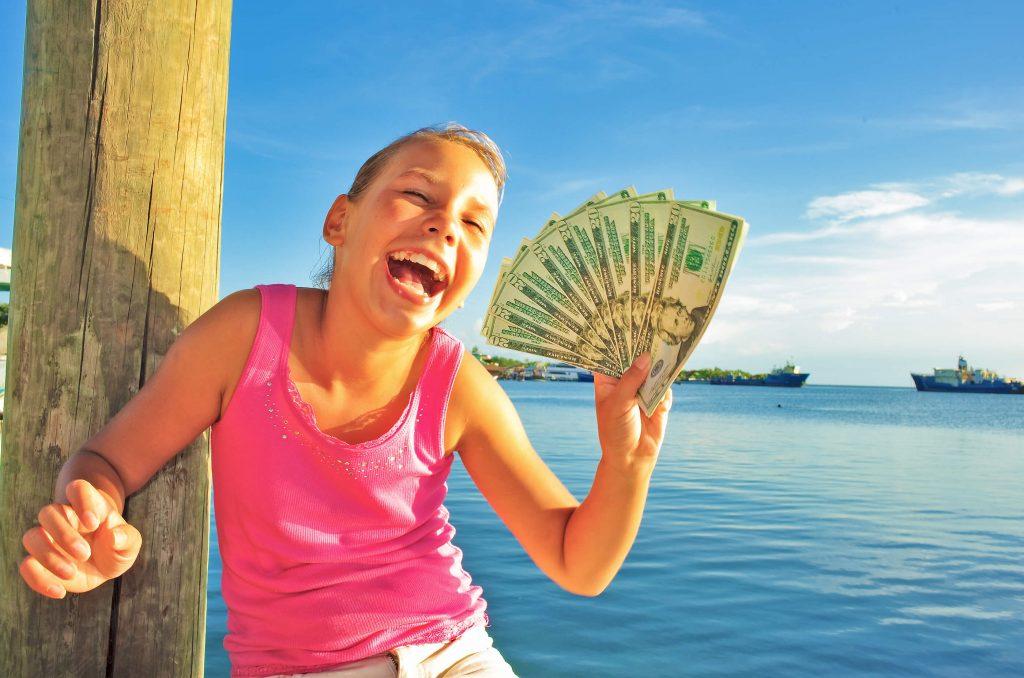 Nuorten rahankäyttö