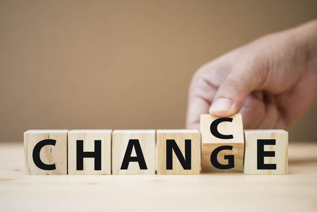 Miten muuttaa itseään?