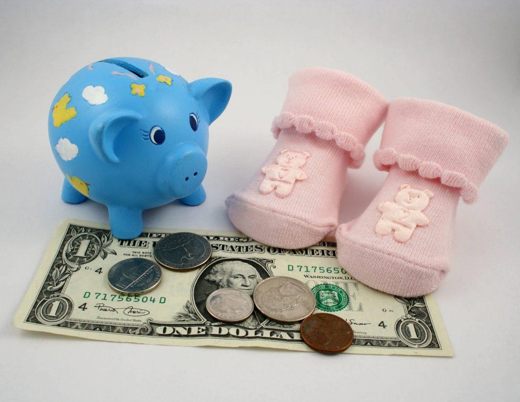 Paljonko vauva maksaa?