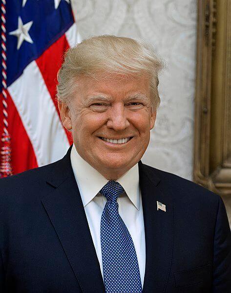 Kuka on Donald Trump?
