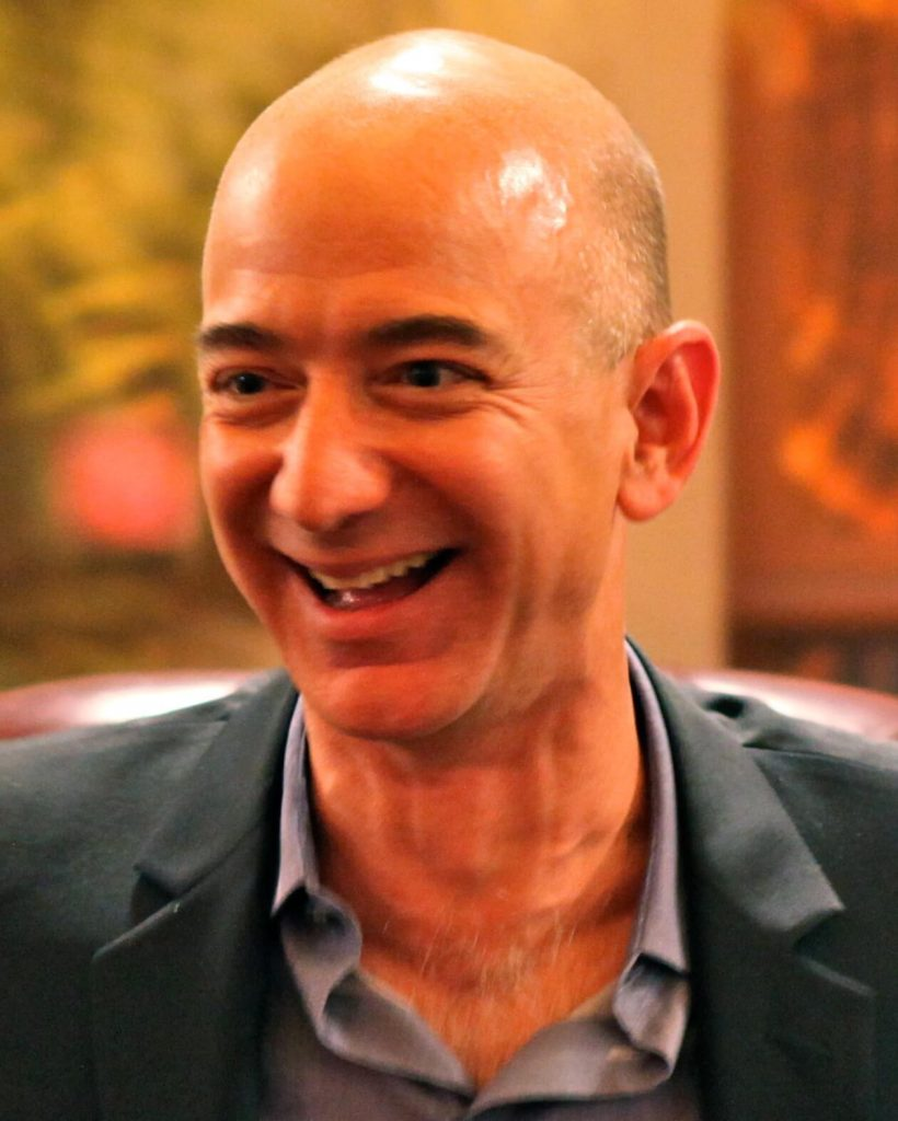 Kuka on Jeff Bezos?