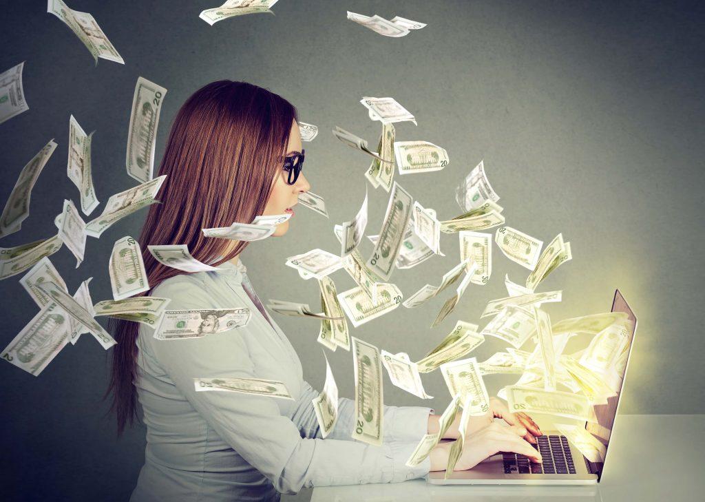 Miten rahaa tehdään netissä?