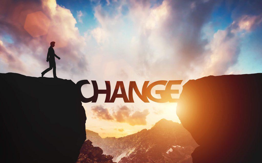 Miksi muutos on hyvästä?